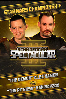 Schmoedown-Spectacular-III-Star-Wars-Title-Alex-Damon-Ken-Napzok-683x1024