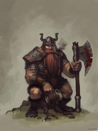 Dwarf Ranger 2
