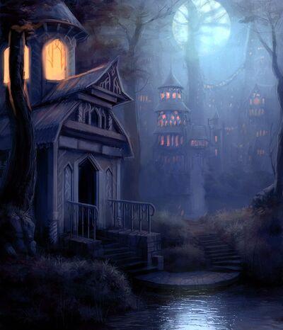 Nightfall on Ethellyn