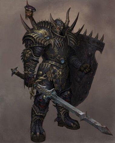 The Armourd Titan