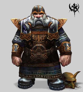 Corvale Winterbeard II