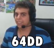Tomás 64dd meme