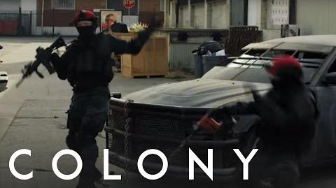 Colony 'Yoknapatawpha' Episode 106 Commentary