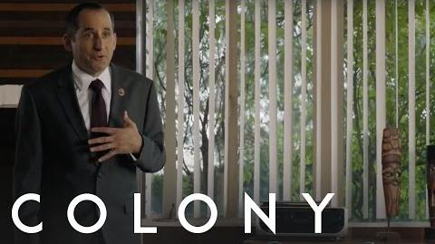 Colony 'Noland Shows His Political Stripes' from Season 1 Final
