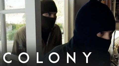 Season 2, Episode 11 'Bram and Patrick Break Into House' Colony