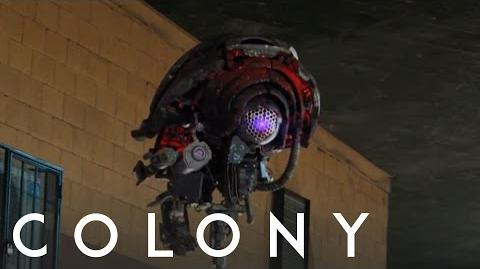Colony 'Drone Intro' from Episode 102