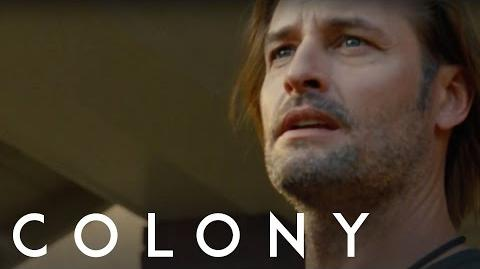 Colony 'Will Entering Room' from Episode 107