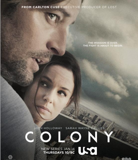 Colony Serien Stream