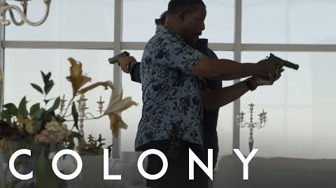 Colony 'Frame Up' from Episode 109