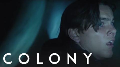 Colony 'Bram Steps In It' from Season 1 Finale