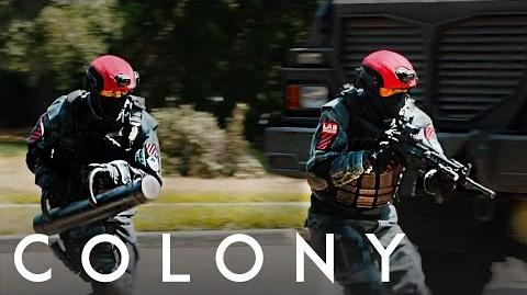 Colony Official Trailer - 'Policy of Truth' (Premieres Jan 2016)