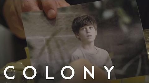 Colony 'In From The Cold' Episode 108 Commentary