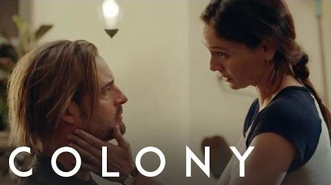 Colony Josh Holloway and Sarah Wayne Callies Star - Premieres January 14th