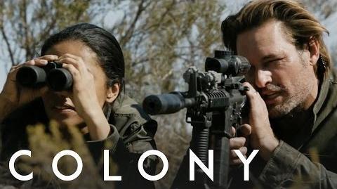On the Next Season 2, Episode 12 Colony