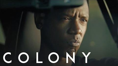 Colony 'Stuff Just Got Real' from Season 1 Finale