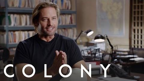 Colony Behind the Wall - Part 1 - Cast & Producers