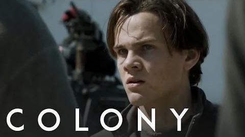 Season 2, Episode 8 'Snyder Is A Man of His Word (Who Knew?)' Colony