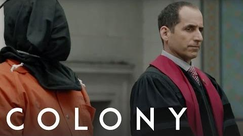 Colony 'Gateway' Episode 110 Commentary