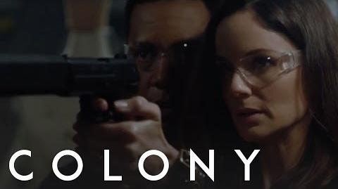 Colony 'Target Practice' from Episode 109