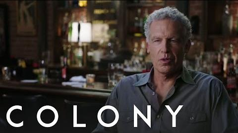 Colony Carlton Cuse, Executive Producer - Behind the Scenes Interview