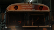 Homelandc security bus