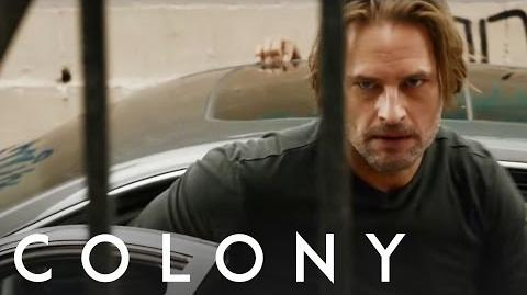 Colony 'A Brave New World' Episode 102 Commentary