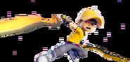 Yellow Boboiboy Thunder