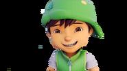 Green Boboiboy Leaf