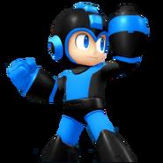 Blue Mega-Man