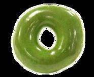 Green Doughnut
