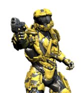 Yellow Spartan