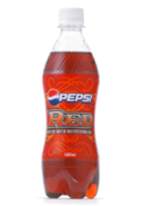 Red Pepsi Flavor