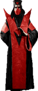Red Grandmaster Ninja