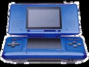 Blue Nintendo Ds Console