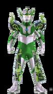 Green Ultraman Chronus