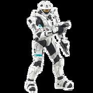 White Spartan
