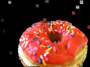Red Doughnut