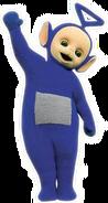 Blue Tinky Winky