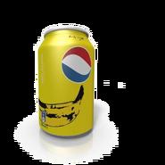 Yellow Pepsi Flavor