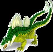 Green Skeletail