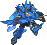 Blue Tributon