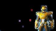 Yellow Miniforce Ranger