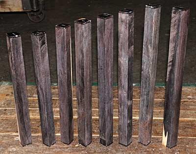 African blackwood cocobolo doussie awobe teak ironwood