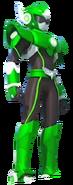 Green Miniforce Ranger