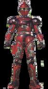 Red Stinger Beetleborg