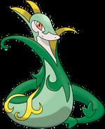 Green Serperior