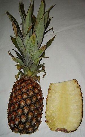 Split+pineapple