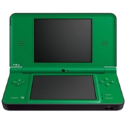 Green Nintendo Ds Console