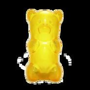 Yellow Gummy Bear