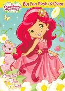 Strawberry Shortcake - Sweetest of Them All Coloring Book